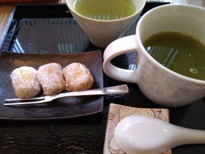 日本茶カフェ ピーストチャ