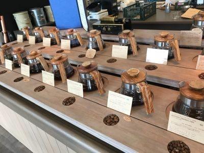 ROKUMEI COFFEE  TOMIO ROASTERY