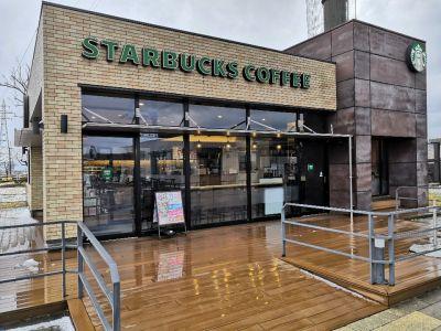 スターバックスコーヒー(STARBUCKS) 黒埼パーキングエリア(下り線)店