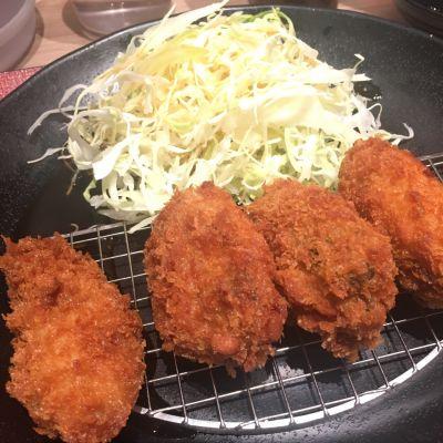 とんかつ 新宿さぼてん ルクア大阪店