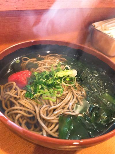 立ち食いうどんそば 松屋 加納町店