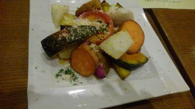 オーガニック野菜×バル kitchen kampo's 新橋店