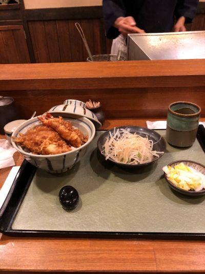 天ぷら きどぐち