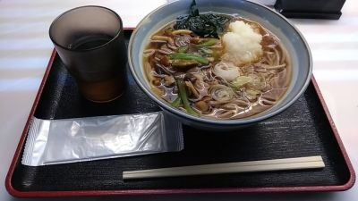 笠置そば 内神田店の口コミ