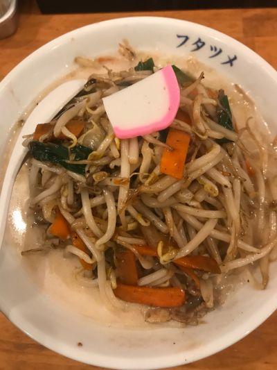 極濃湯麺 フタツメ 貝沢店