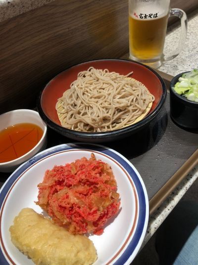 名代 富士そば 京急蒲田店