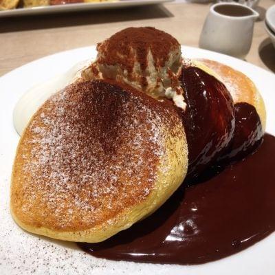 幸せのパンケーキ 札幌店