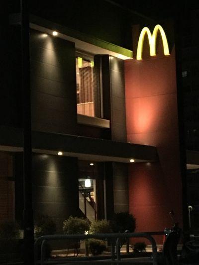 マクドナルド 十条大宮店