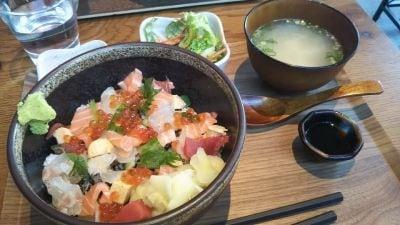 KINKA sushi bar izakaya六本木