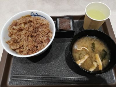 松屋 神田西口店の口コミ