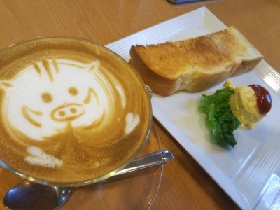 CAFE Suginoki