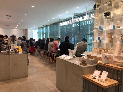 ブルーボトルコーヒー 品川店
