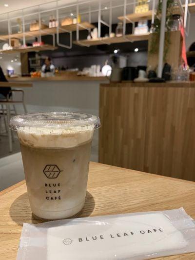 BLUE LEAF CAFE