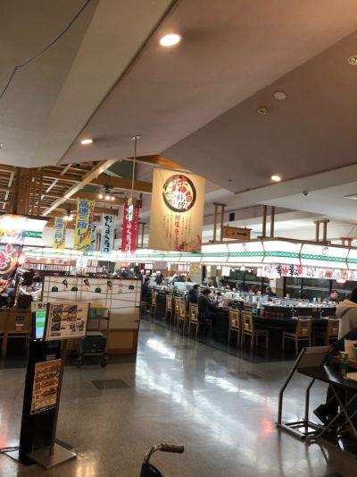 おんまく寿司青江店