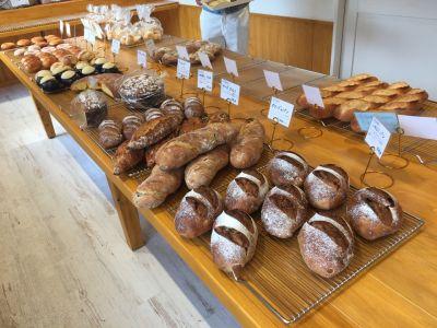 パン屋晴れの日