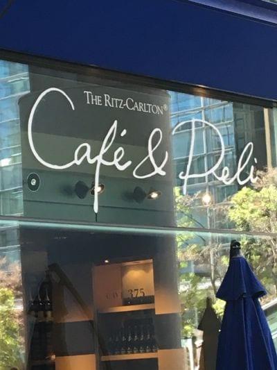 ザ・リッツ・カールトン カフェ&デリの口コミ