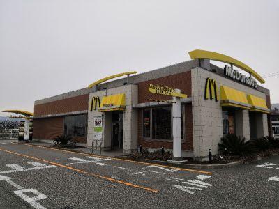 マクドナルド 7号線新発田店