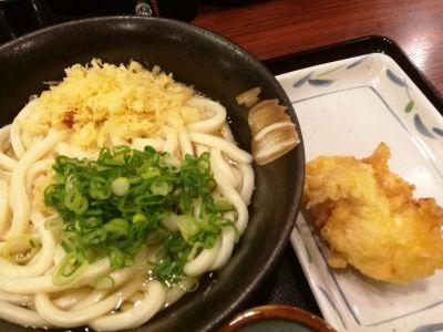 讃岐製麺麦まる 浜松町貿易センタービル店