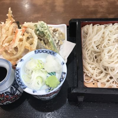 蕎麦処 利休庵