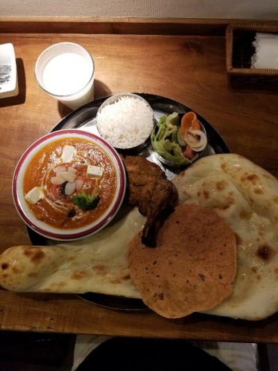 インド料理レストランMayaa