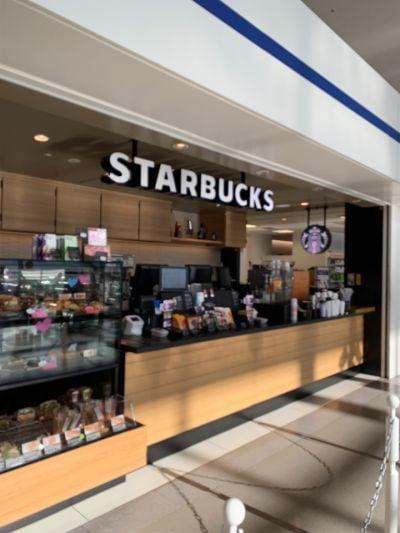 スターバックスコーヒー 関西国際空港2階到着ロビー店の口コミ