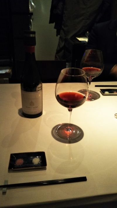 ワインと天ぷらMAEYASHIKI