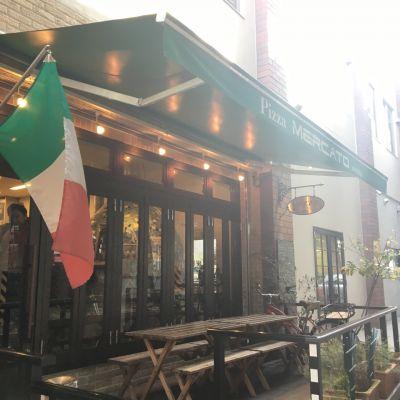 ピッツァ メルカートKYOTO(Pizza Mercato)