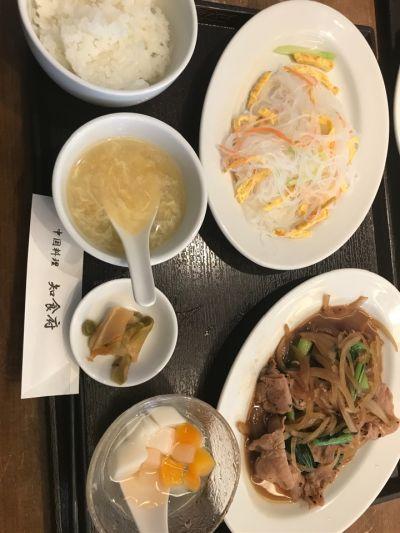 中国料理 知食府