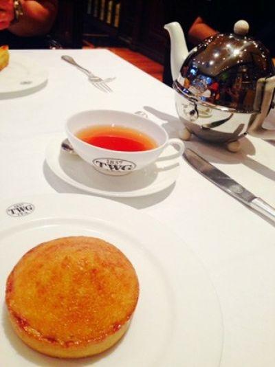 TWG Tea(ティーダブリュージー ティー) 自由が丘店