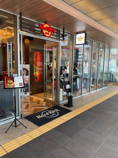 Hard Rock Cafe Fukuokaの口コミ