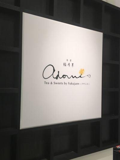 茶房アドニス福寿草
