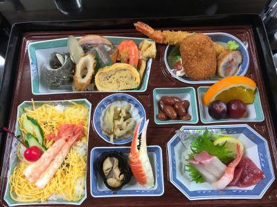 菊前寿司 本店