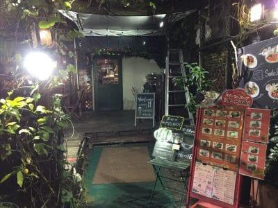 スマイル  ジャンキー原宿ベースカフェ