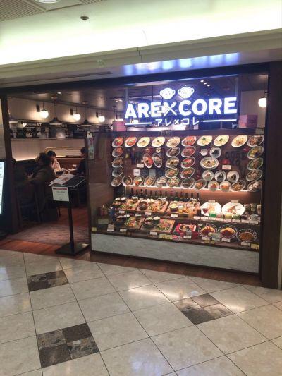 アレ×コレ (ARE × CORE) 阪急三番街店