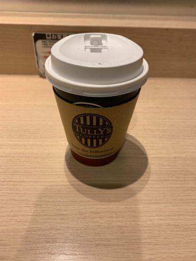 タリーズコーヒー 阪急石橋店