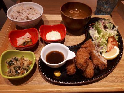 和ごはんとカフェ chawan 舞浜駅前店