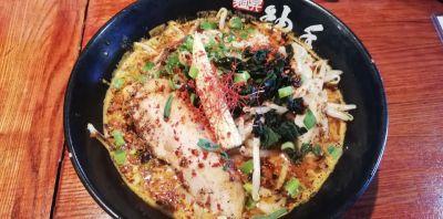 麺昇 神の手