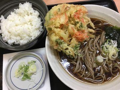そば処 吉野家 16号岩槻店