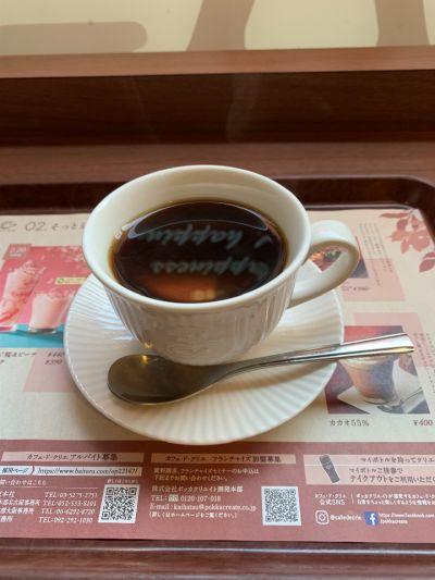 カフェ・ド・クリエ名駅西口店の口コミ