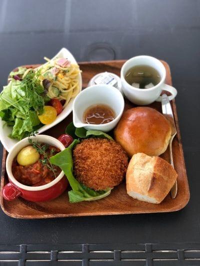 ガーデンカフェ・レストラン ルボワの口コミ