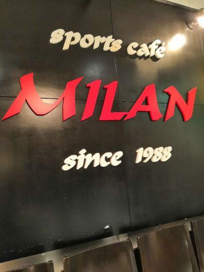 sports cafe MILAN