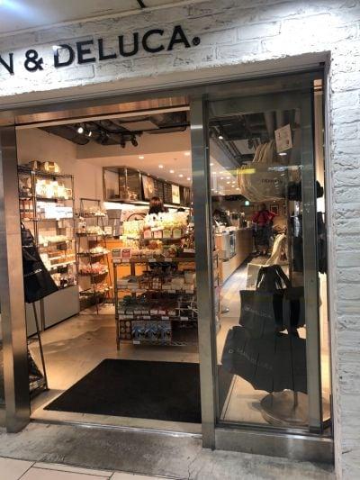 DEAN&DELUCA カフェ Echika表参道の口コミ