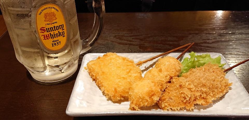 串揚 山㐂 浜松町店の口コミ