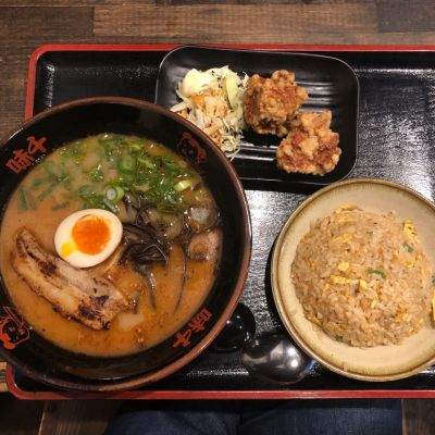 味千拉麺 松山 朝生田店の口コミ