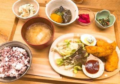 堀江カフェ ori-ori