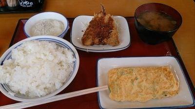 古三津食堂