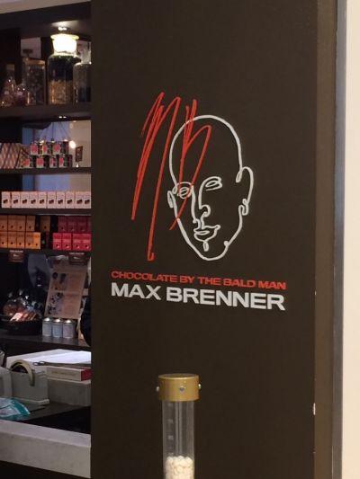 マックス ブレナー チョコレートバー JR大阪 ルクアイーレ店