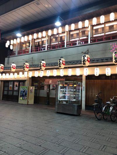 浅草 米久 本店