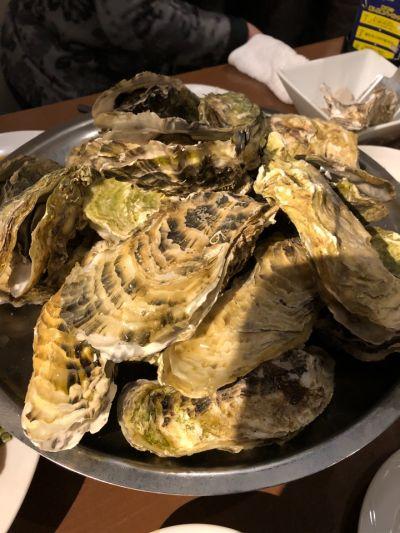 牡蠣と肉 KAKIMASAの口コミ