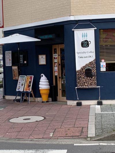 THREE FISH Coffee(スリーフィッシュコーヒー)